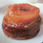 Claudia Fleming's Peach Tartes Tatin