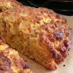 Seasons Change and So Do I – the most lovely Pumpkin-Ginger Scones
