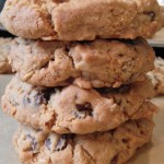 Intended to Make a Pot Roast Today – but, Peanut Butter Toasted Oat Chocolate Chip Cookies Came out Instead