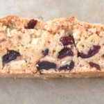 Me, I Want a Hula Hoop……Please Christmas Don't be Late; White Chocolate, Almond and Cranberry Biscotti (Definitely Not as Good as Roseann's)