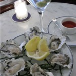 Oysters and Martinis – Selection de Rigueur; Classic New York Christmas, Uptown and Down