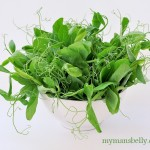 I'm Craving Green – Preview: All About Pea Tendrils