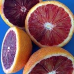 """Ornaments"" of Winter Citrus – The Blood Orange and Rosemary Christmas Cake with Seasonal Fruit"