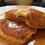 Gotta Dance, Gotta Bake – Gluten-Free Pumpkin-Apple Cider Pancakes with Cinnamon Maple Syrup and Granny Smith Apple Pie Scones