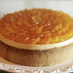 Day 12 – A Gift of 25 Recipes – Hello Citrus Season! – The Orange Cheesecake with Candied Kumquats with 3 Crust Options